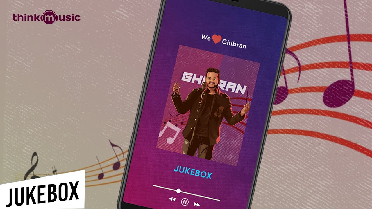 We ❤️ Ghibran | Audio Jukebox 🎼🎶 #WeLoveGhibran #HappyBirthdayGhibran