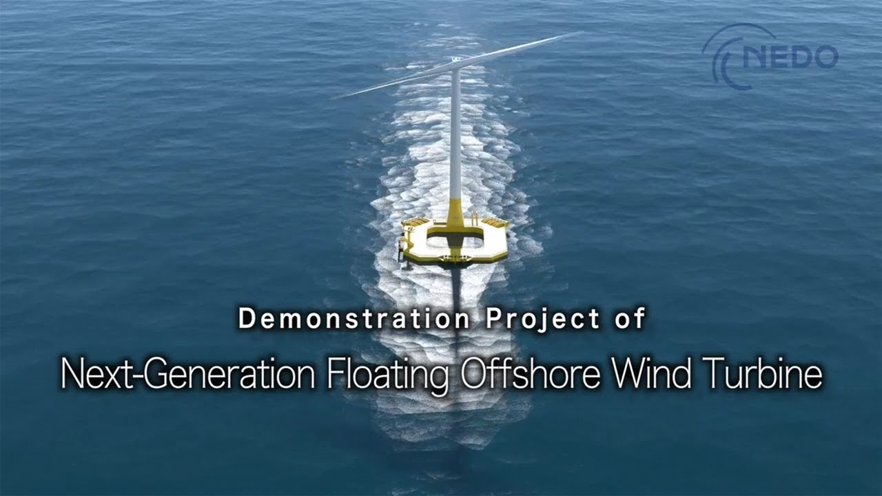 Demonstration Project of Next-Generation Floating Offshore Wind Turbine
