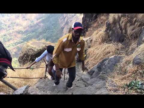 Rajgad Fort trekking 2017