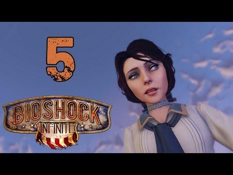 Bioshock Infinite (Part 5) - MURDER OF CROWS