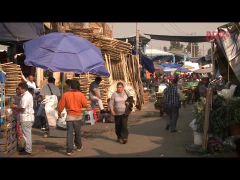 Central de Abasto, el mercado mayorista más grande del mundo