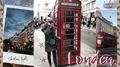 LONDEN in kerstsfeer!  ♡ Eva Rose