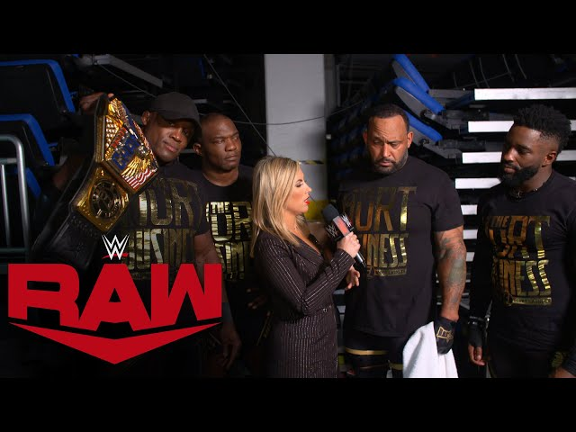 MVP guarantees victory for Bobby Lashley at Survivor Series: WWE Network Exclusive, Oct. 26, 2020