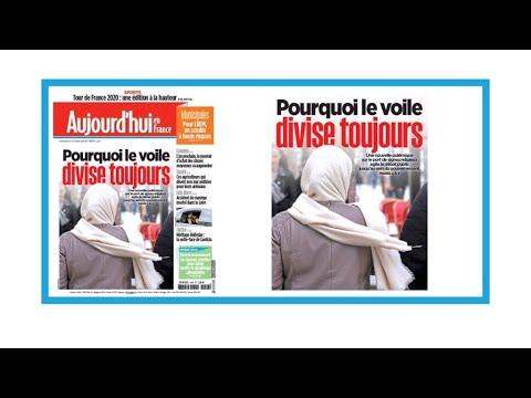 """Dans la presse - Port du voile en France: """"Enième polémique, sempiternel débat"""""""