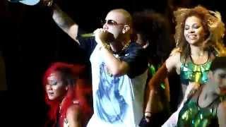 Wisin - Adrenalina - Valencia, Venezuela 2014