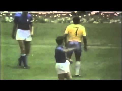Facchetti X Jairzinho (1970 World Cup Final)