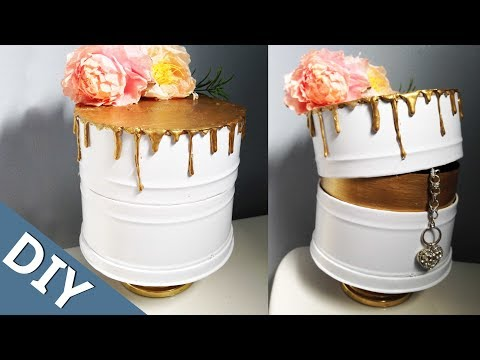 diy-...wedding-cake-inspired-jewelry-box