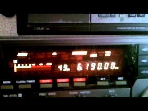 MV Baltic Radio 26 10 2013 6190 kHz 10 20 UTC