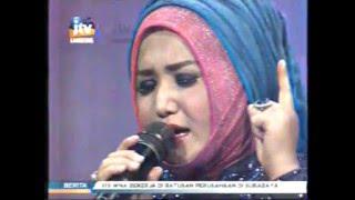 "Evie Tamala @evietamala ""Asmaul Husna"" @stasiun_dangdut @JTV_rek #JTV"