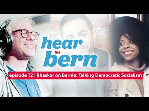 Hear The Bern Episode 12: Talking Democratic Socialism With Jacobin Editor Bhaskar Sunkara