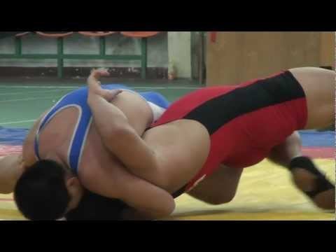 Chinese Wrestling 84kg - PIN