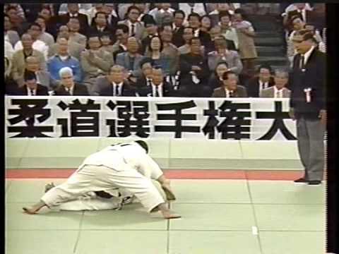 Kodokan Osaekomiwaza