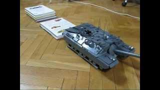 Lego T28/T95 Super Heavy Tank