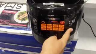 Мультиварка REDMOND RMC-M90 обзор