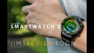 Huawei Smartwatch 2 - REVIEW