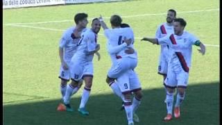 Aquila Montevarchi-Sestese 1-0 Eccellenza Girone B