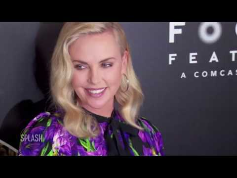 Charlize Theron moved to tears by Black Panther | Daily Celebrity News | Splash TV