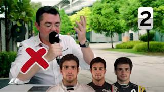 McLaren's Eric Boullier | Grill The Grid Team Bosses