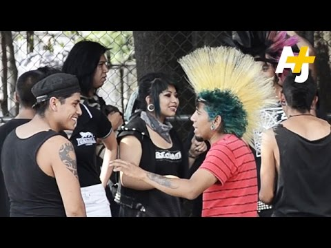 Where Mexico City's Punks Are Welcome