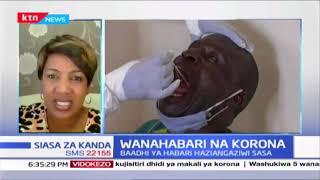 Siasa za Kanda: Wanahabari na Korona- sehemu ya pili