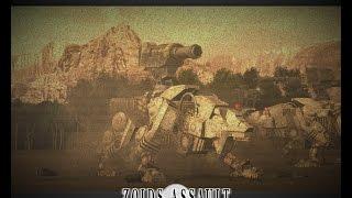 Zoids Assault. Xbox 360. 1080.P. Gamplay Part.01.