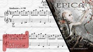 EPICA ~ Anima - Piano [Eric Aguilar]