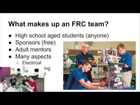 SYNERGY - NH Science Podcast (Week 7) FIRST Robotics Special