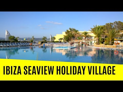 IBIZA SEAVIEW HOLIDAY VILLAGE TOUR & REVIEW