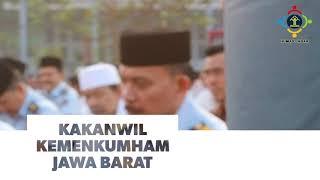 GEMA TAKBIR IDUL ADHA DI SUKAMISKIN | KANWIL KEMENKUMHAM JAWA BARAT