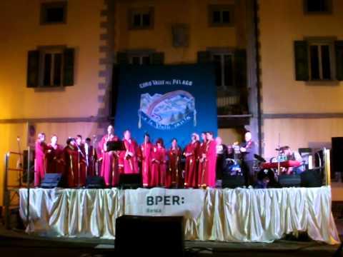 Saint Paul Gospel Choir @ Pievepelago Modena - Rassegna Corale