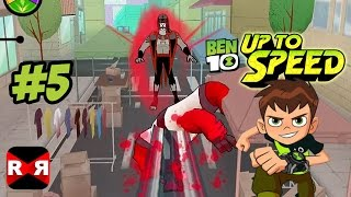 Ben 10: Up to Speed - Chapter 2 Boss Fight Gameplay Part 5