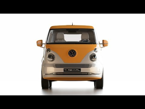 Volkswagen T1 Revival Concept - Teaser HQ by David Obendorfer on YouTube
