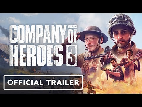 Company of Heroes 3 - Official Cinematic Announcement Trailer