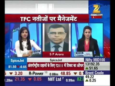 Q-4 result analysis of Tourism and Finance Corporation with S.P. Arora, MD TFC