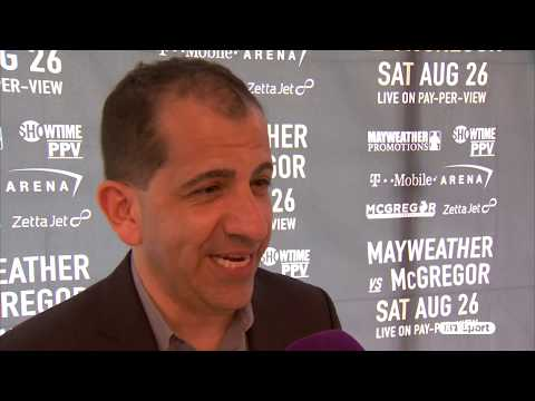 "Thumbnail: Stephen Espinoza: ""McGregor fight bigger than Pacquiao vs Mayweather!"""