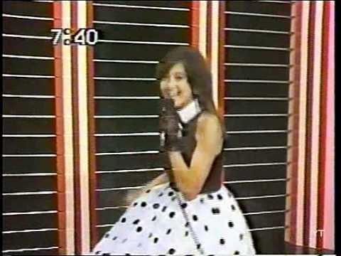 일본인가수 森尾由美(Yumi Morio) - だからタッチミー (Dakara Touch Me) 1985/03/14