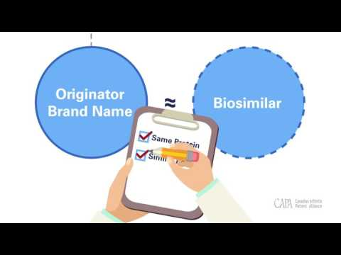 What is a biosimilar?