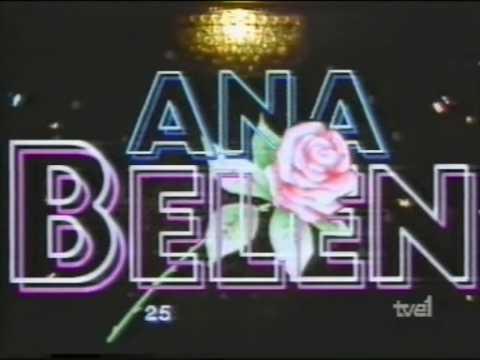 Ana Belén - 'Niña de agua' (directo)