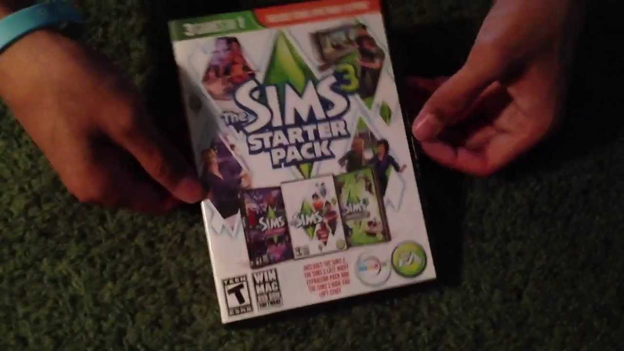 where do you find the product code for sims 3