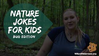 Nature Jokes for Kids: Bug Edition