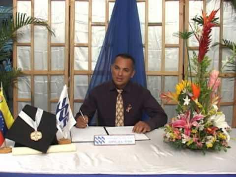 Graduación U.N.A. salón san chalver -CARACAS -VENEZUELA 1 5