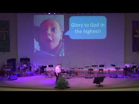 "3-25-18 ""Crossing from Shame to Glory"" Rev. Dr. Jeff Hosmer"