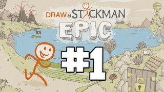 HELLO NEIGHBOR can u DRAW A STICKMAN EPIC 2 so FGTEEV can play Chapter 8 THE END Boss Fight w/ KEYS