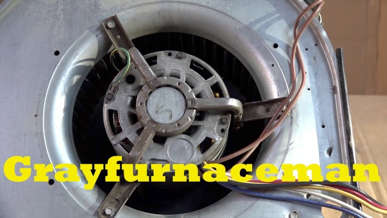 The How And Why Of Psc Motor Speeds Youtube Three Speed Wiring Diagram