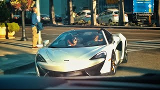 The Super Cars of Beverly Hills