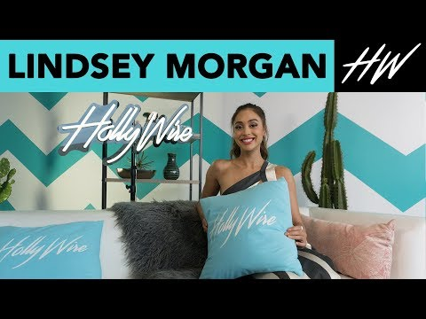 LINDSEY MORGAN Discusses Being BADASS on and Off Screen !!  Hollywire