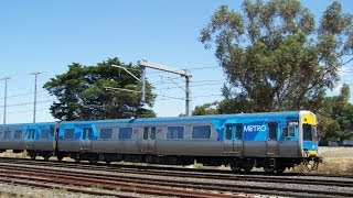 MELBOURNE SUBURBAN ELECTRIC TRAINS