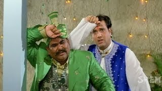 Rajaji - part 7 of 15 - govinda - raveena tandon - bollywood comedy movies