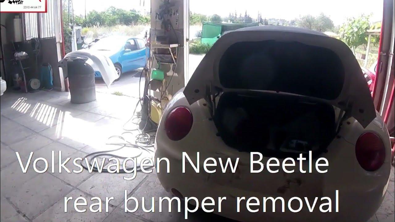 2001 vw beetle front bumper diagram [ 1280 x 720 Pixel ]