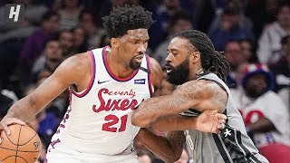 Brooklyn Nets vs Philadelphia 76ers - Game Highlights   February 20, 2020   2019-20 NBA Season